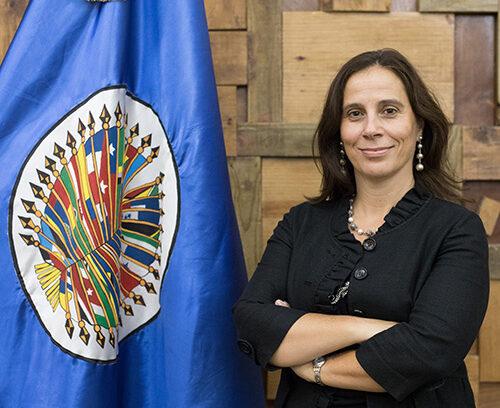 Abogada chilena Antonia Urrejola asume la presidencia de la CIDH