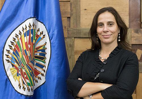 Urrejola es abogada de la Universidad de Chile con post-título en Derechos Humanos y Justicia Transicional. Foto: CIDH