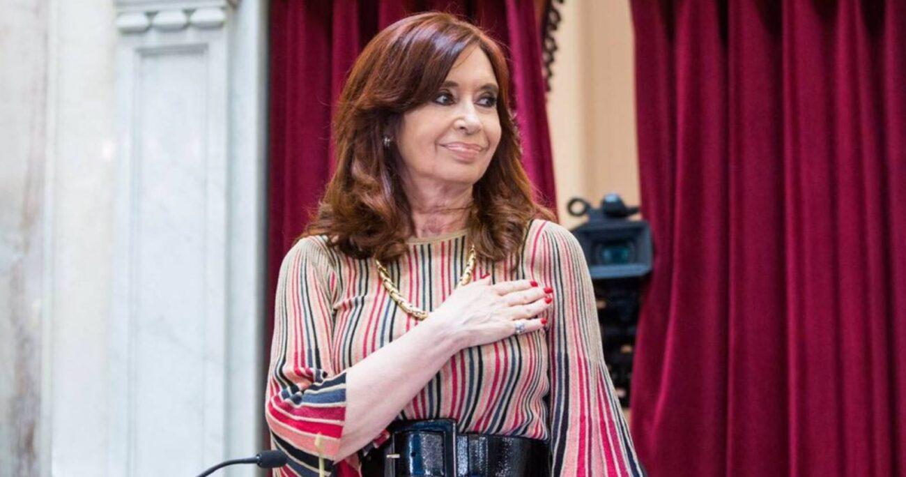 El ex presidenta está procesada en nueve causas de supuesta corrupción. Foto: @CFKArgentina