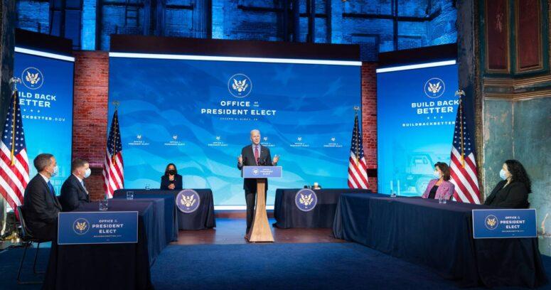 """Joe Biden por aumento de contagios: """"Estamos lejos de ganar la guerra contra el COVID-19"""""""