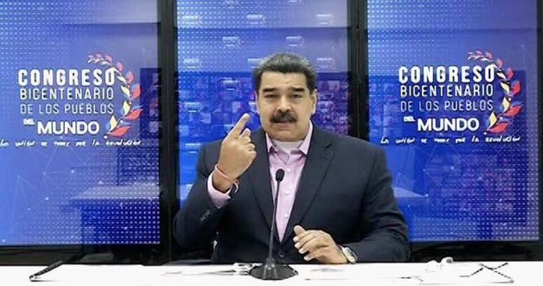 """""""Maduro bloqueó la llegada de millones de vacunas gestionadas por Juan Guaidó"""""""