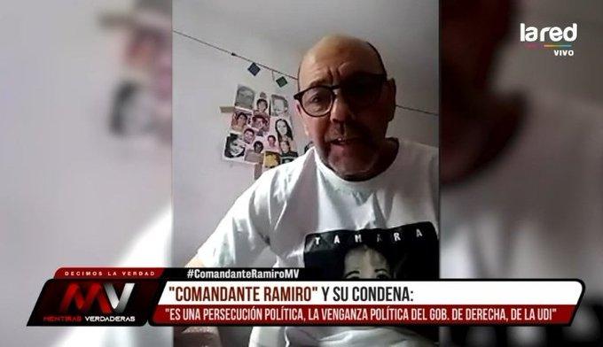 CNTV formulará cargos contra Mentiras Verdaderas por entrevista a Hernández Norambuena