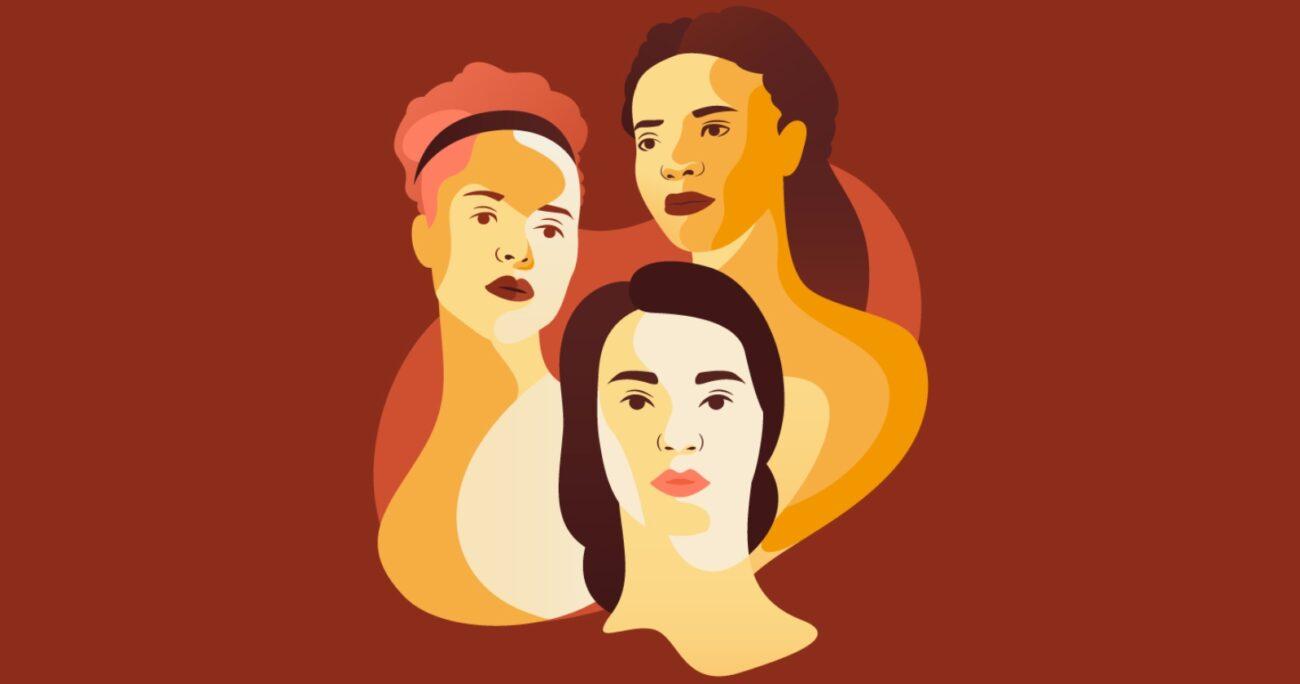 """Logo del programa de mentorías """"Mujeres para el Mañana"""". (WeWork)"""
