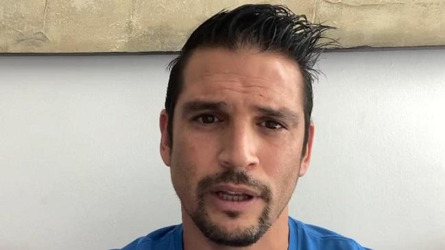 """""""Mark González tras infarto:"""