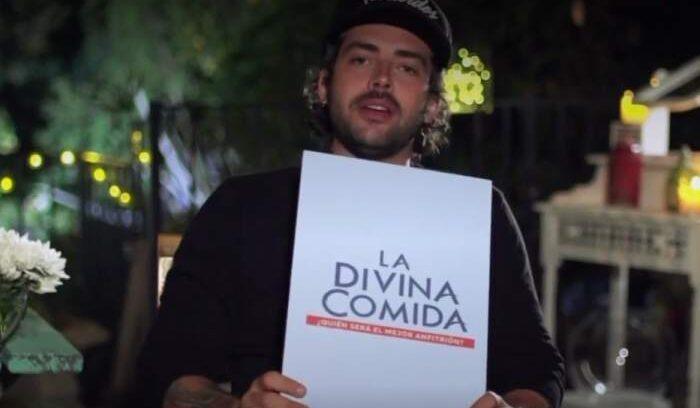 El paso de Max Cabezón por La Divina Comida: lamió el plato y desconoció a Alfredo Castro