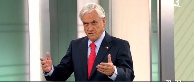 Vence el 13 de marzo: Sebastián Piñera adelanta que buscará extender el Estado de Catástrofe