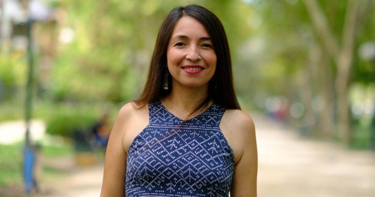 Tatiana Urrutia, candidata a la Convención Constitucional por el distrito 8.