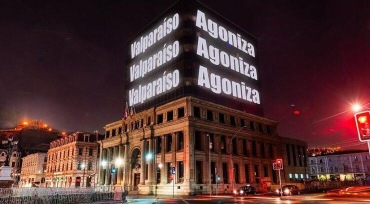 """""""Valparaíso agoniza"""": intervención alerta sobre la situación que vive la ciudad puerto"""