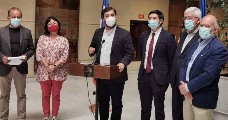 """Oposición presenta nuevo proyecto de tercer 10% con """"técnica legislativa distinta"""""""