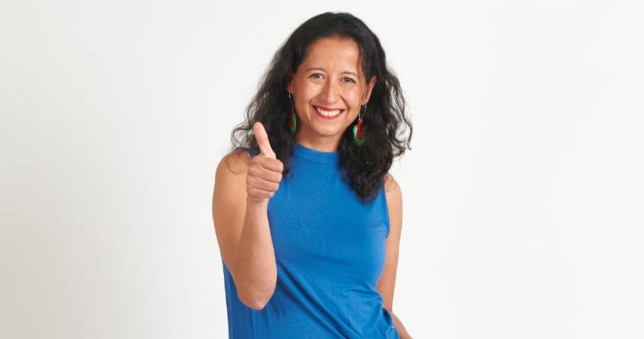 Loreto Galindo luchará por la alcaldía de Paine. (Foto cedida).