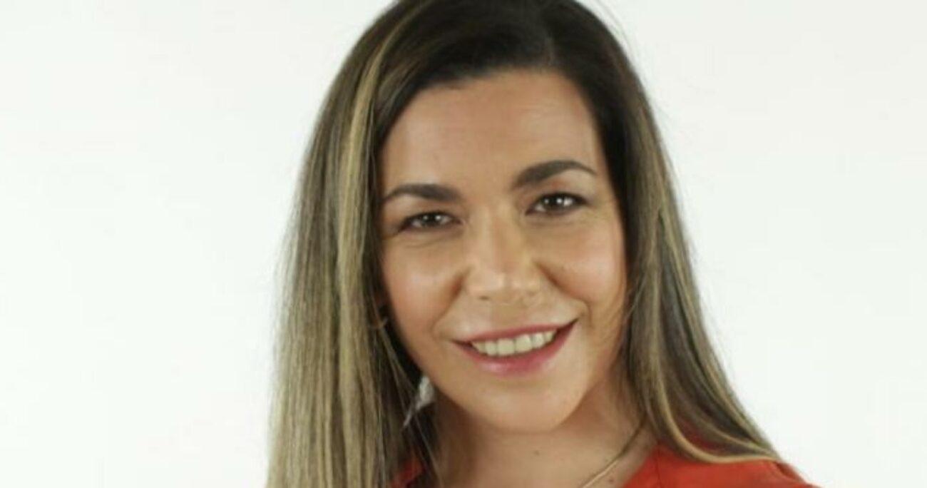 Daniela Bonvallet, candidata a concejal por la comuna de Ñuñoa.
