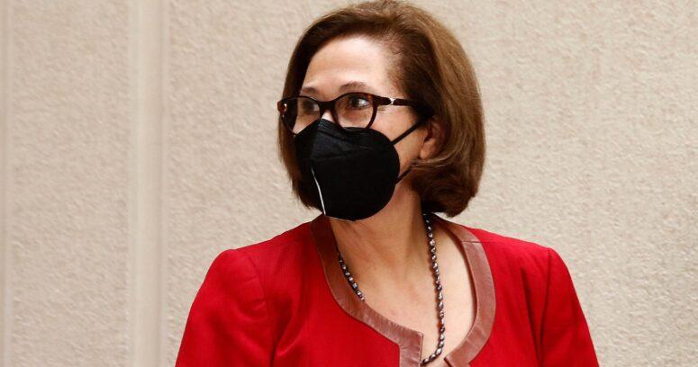 """Presidenta del Senado le cierra la puerta a la extensión del toque de queda: """"Es innecesario"""""""