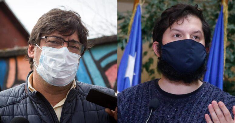 """Daniel Jadue da el visto bueno a candidatura de Boric: """"Está del mismo lado"""""""