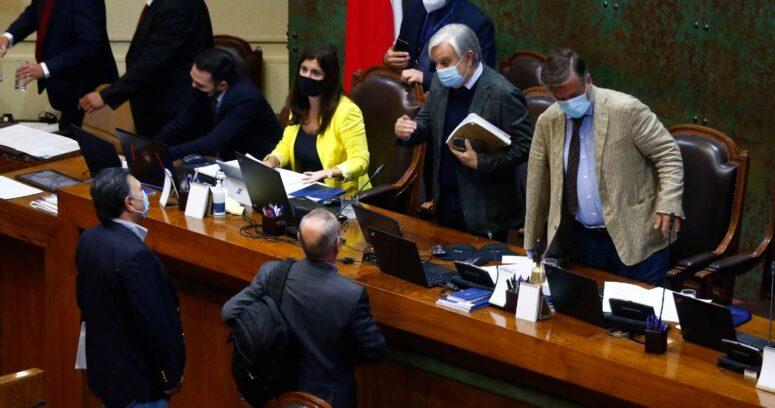 Cámara rechazó extender elecciones en dos días y proyecto pasará a Comisión Mixta
