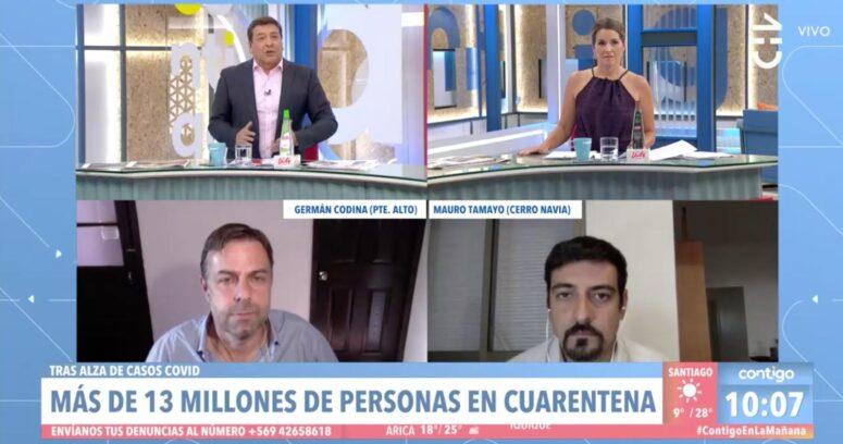 """""""No podemos llegar con una ayuda real"""": la crítica de Julio César Rodríguez a los anuncios económicos de Piñera"""