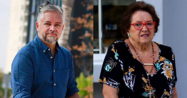 """""""Simplón y rasca su ataque"""": doctora Cordero responde a Baradit tras críticas contra candidatos de Chile Vamos"""