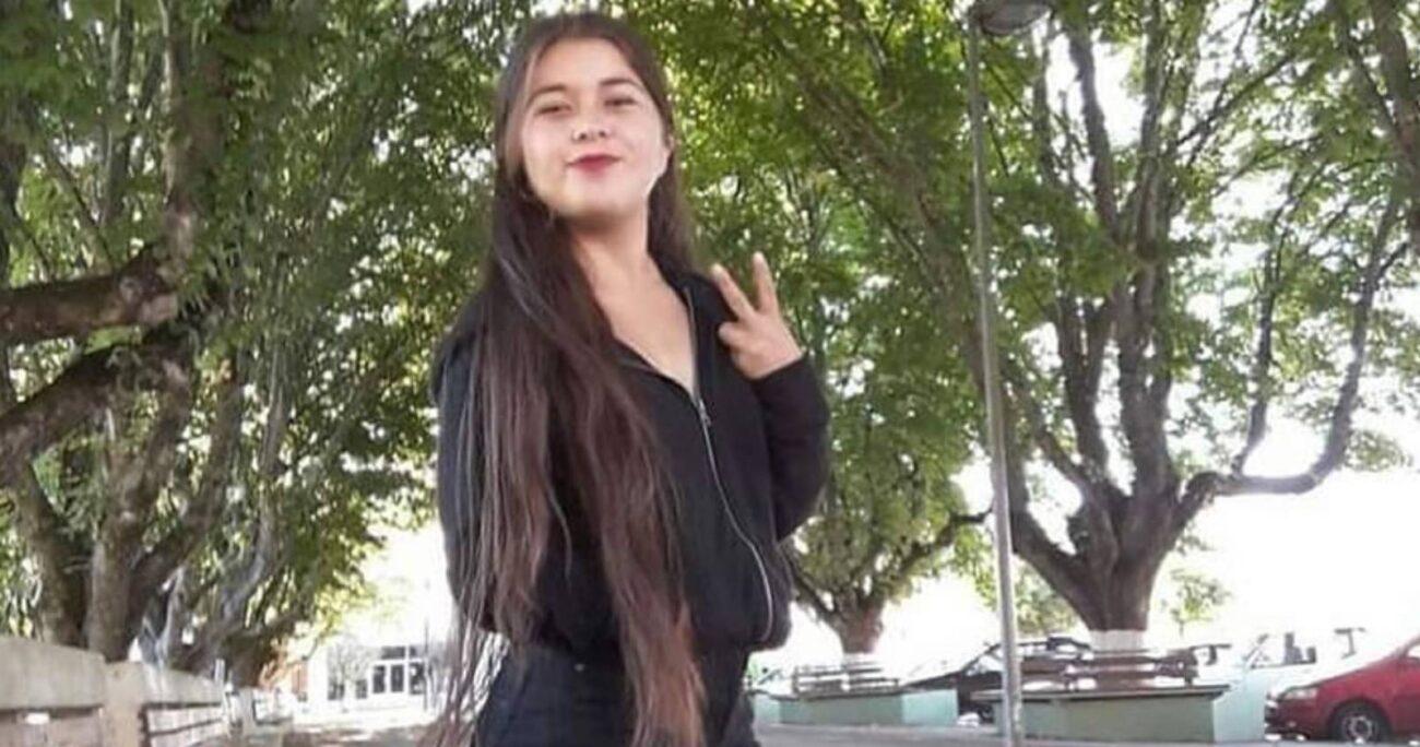 A la joven se le perdió el rastro la tarde del lunes, por lo que su familia había interpuesto una denuncia por presunta desgracia. (Captura de pantalla)