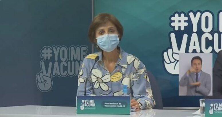 """""""Más de 100 personas han sido detectadas con cepas extranjeras de COVID-19 en Chile"""""""
