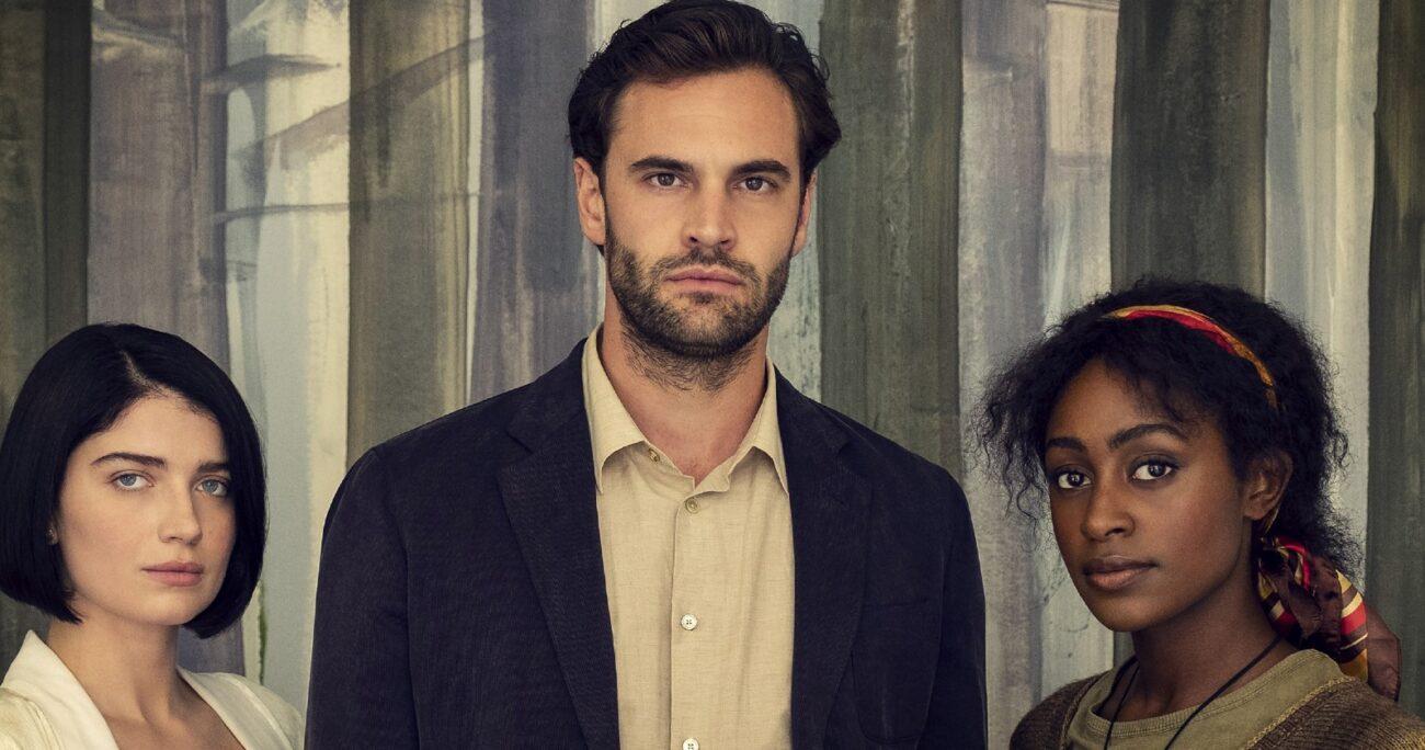 Detrás de sus ojos debutó en enero en Netflix. (Netflix).