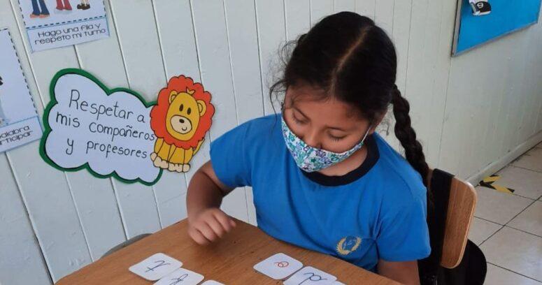 Programa de lectoescritura Alfadeca se adaptará a la educación híbrida