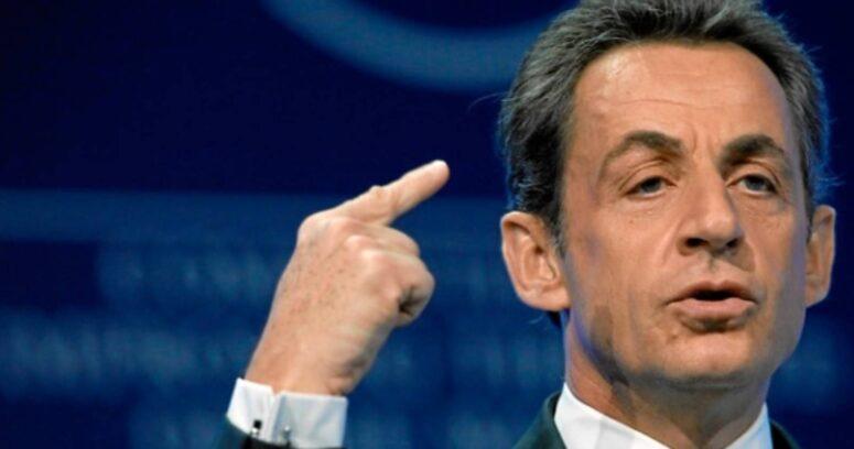 Nicolás Sarkozy es condenado a 3 años de cárcel por corrupcióny tráfico de influencias