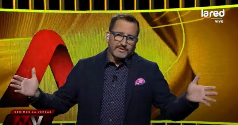 Eduardo Fuentes defendió la entrevista a Hernández Norambuena en Mentiras Verdaderas
