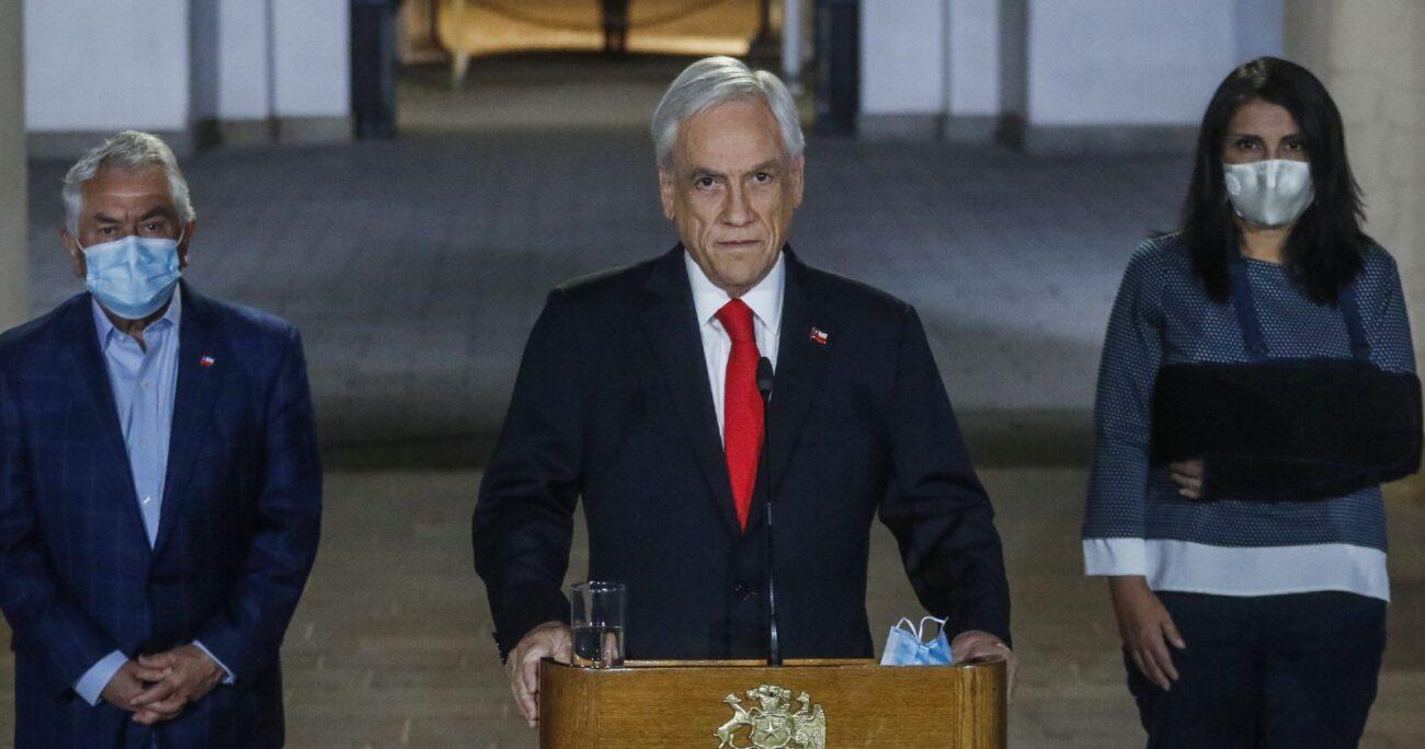 Eric Feigl-Ding postuló que el Gobierno de Piñera creó una falsa sensación de confianza. (Agencia Uno).