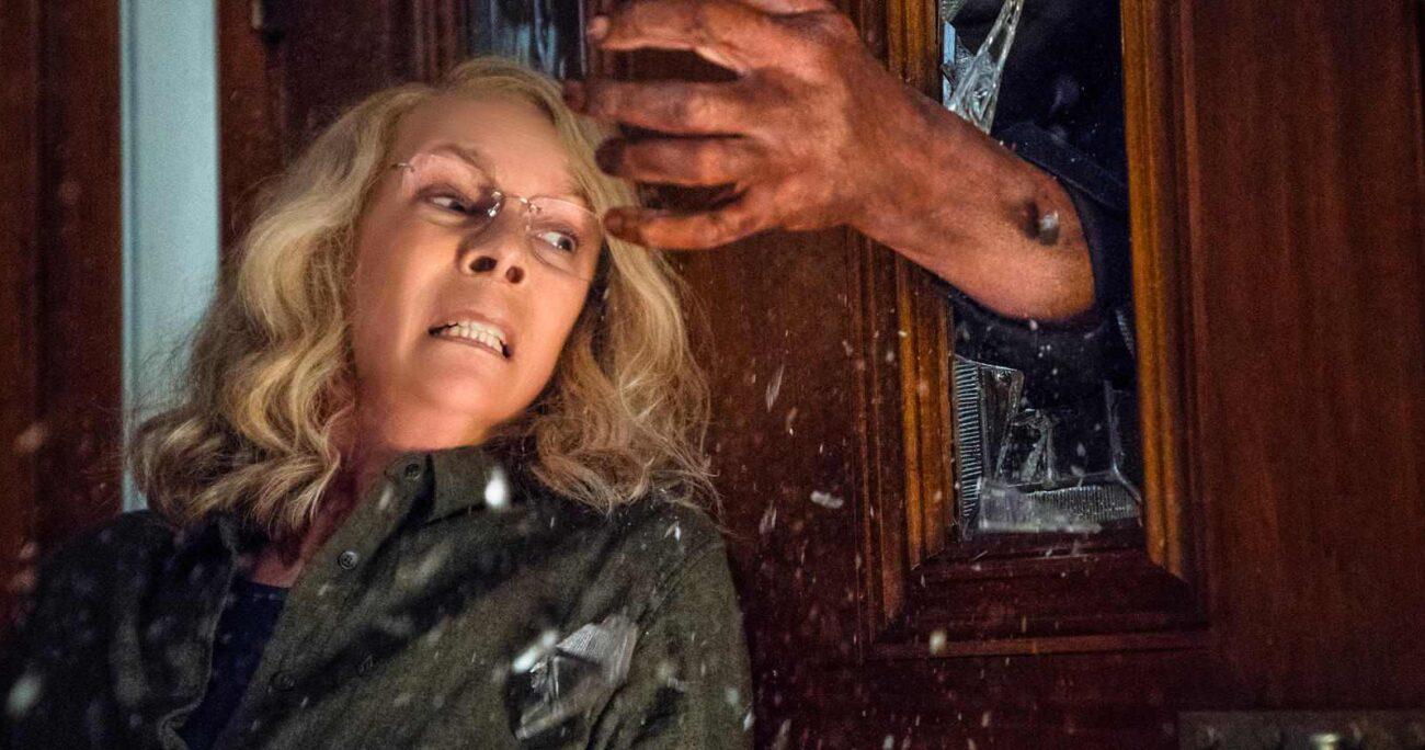 Laurie Strode y Michael Myers vuelven a verse después de cuatro décadas. (Netflix).