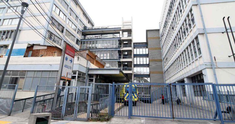 Gobierno descarta colapso de la morgue del Hospital Carlos Van Buren de Valparaíso