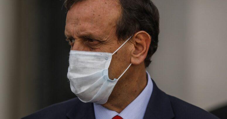 """Ignacio Sánchez, rector UC: """"Suspender el toque de queda me parece un despropósito"""""""
