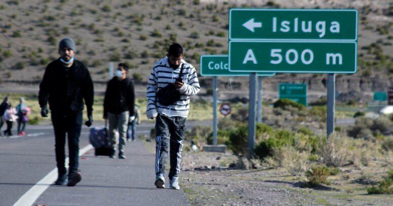 """""""Fiscalía de Arica logra pena de presidio para acusado por tráfico de migrantes"""""""