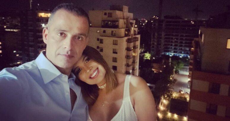 El tierno mensaje de la pareja de Iván Núñez tras ataque armado en Tirúa