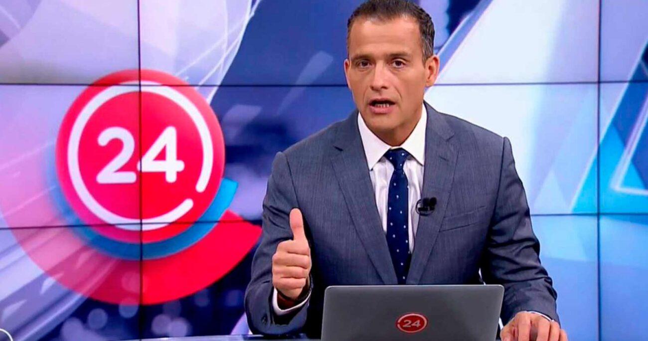 Balean a equipo de TVN en Cañete: camarógrafo grave e Iván Núñez herido