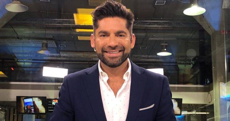 """Periodista de Chilevisión aclaró supuesto choque en estado de ebriedad: """"Eso no es verdad"""""""