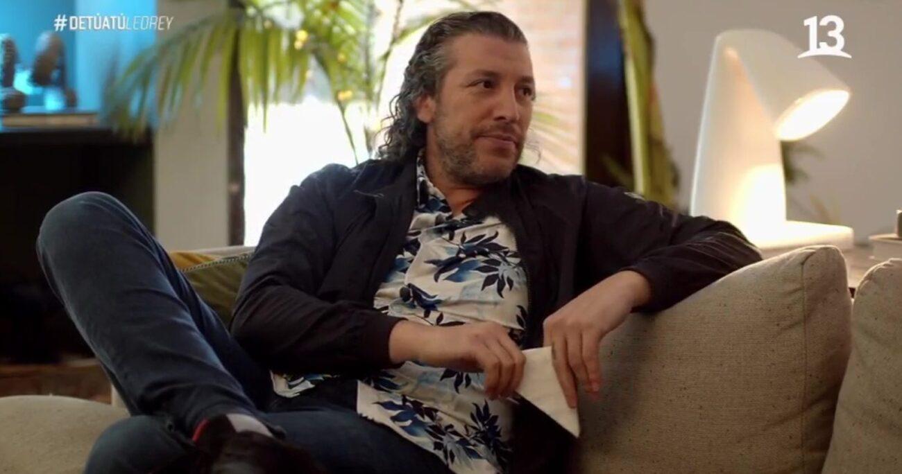 El cantante fue el protagonista del noveno episodio del programa de Martín Cárcamo. (Canal 13).
