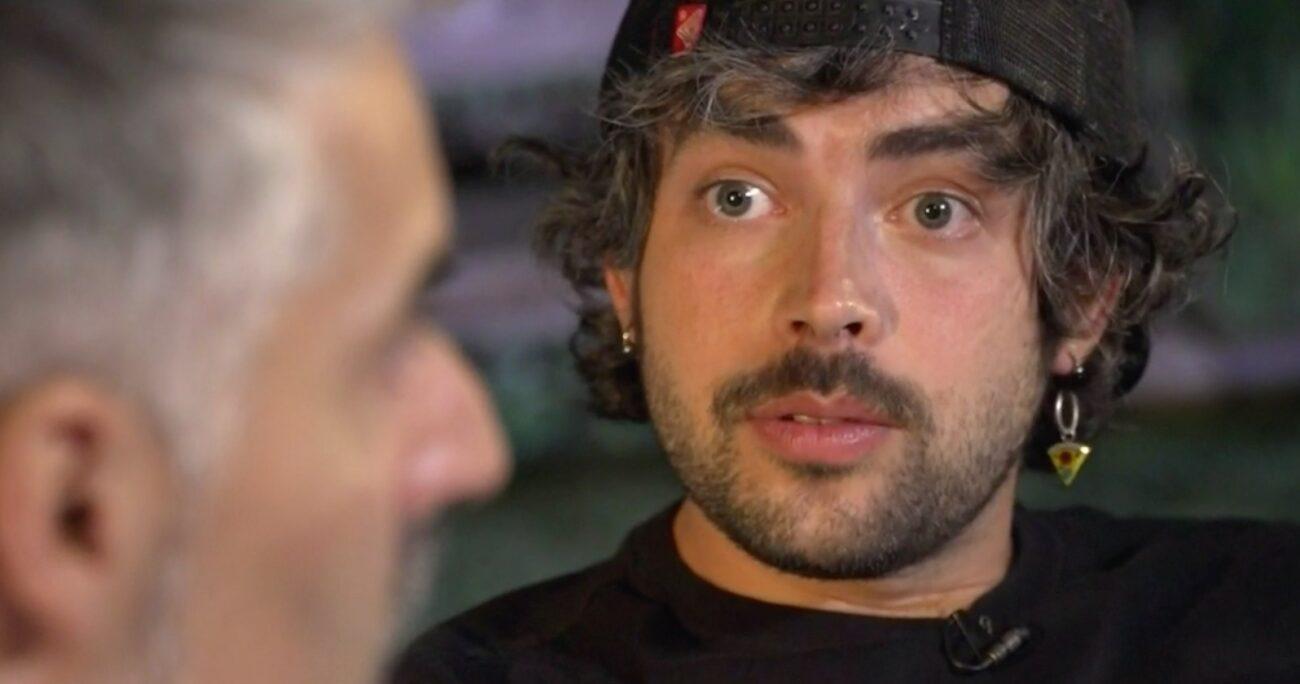 Max Cabezón recibió una lluvia de críticas en redes sociales por su participación en el programa de CHV. (Captura de pantalla/CHV).