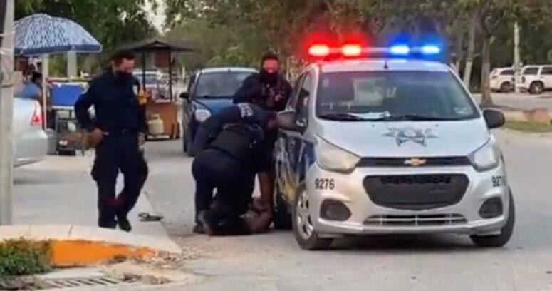 Mujer salvadoreña murió en México por fractura de columna producto de violencia policial