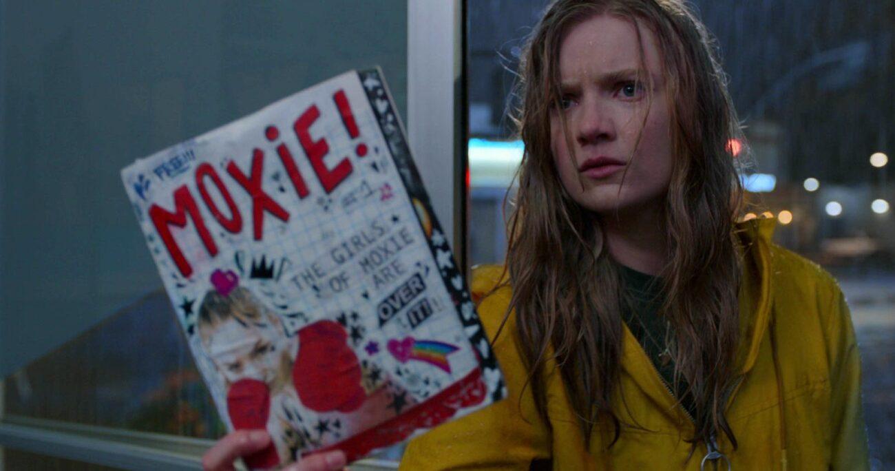 Amy Poehler tambien actúa en la cinta. (Netflix).
