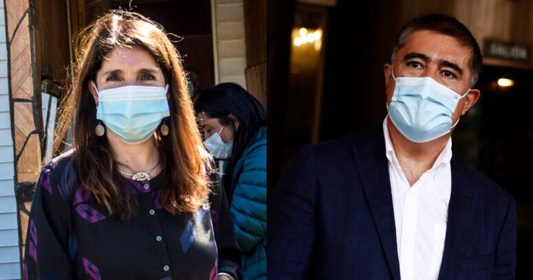 """""""El único chantaje fue del Gobierno"""": el cruce entre Paula Narváez y Mario Desbordes"""