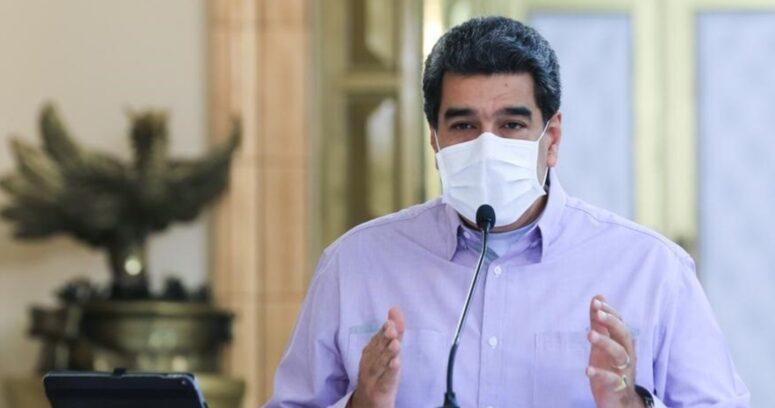 """Las felicitaciones de Maduro: """"El pueblo chileno comienza un nuevo camino"""""""