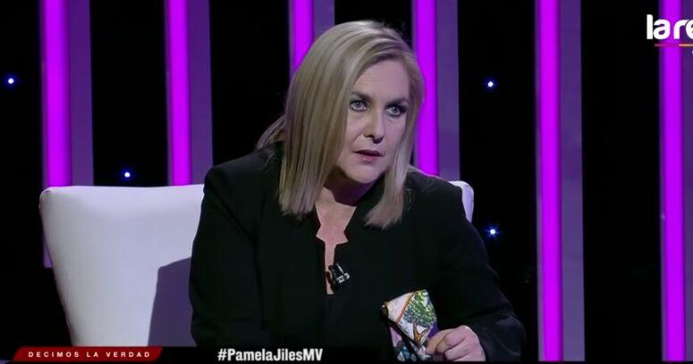 """Pamela Jiles por querella contra Marcelo Ríos: """"Todo tiene un límite"""""""