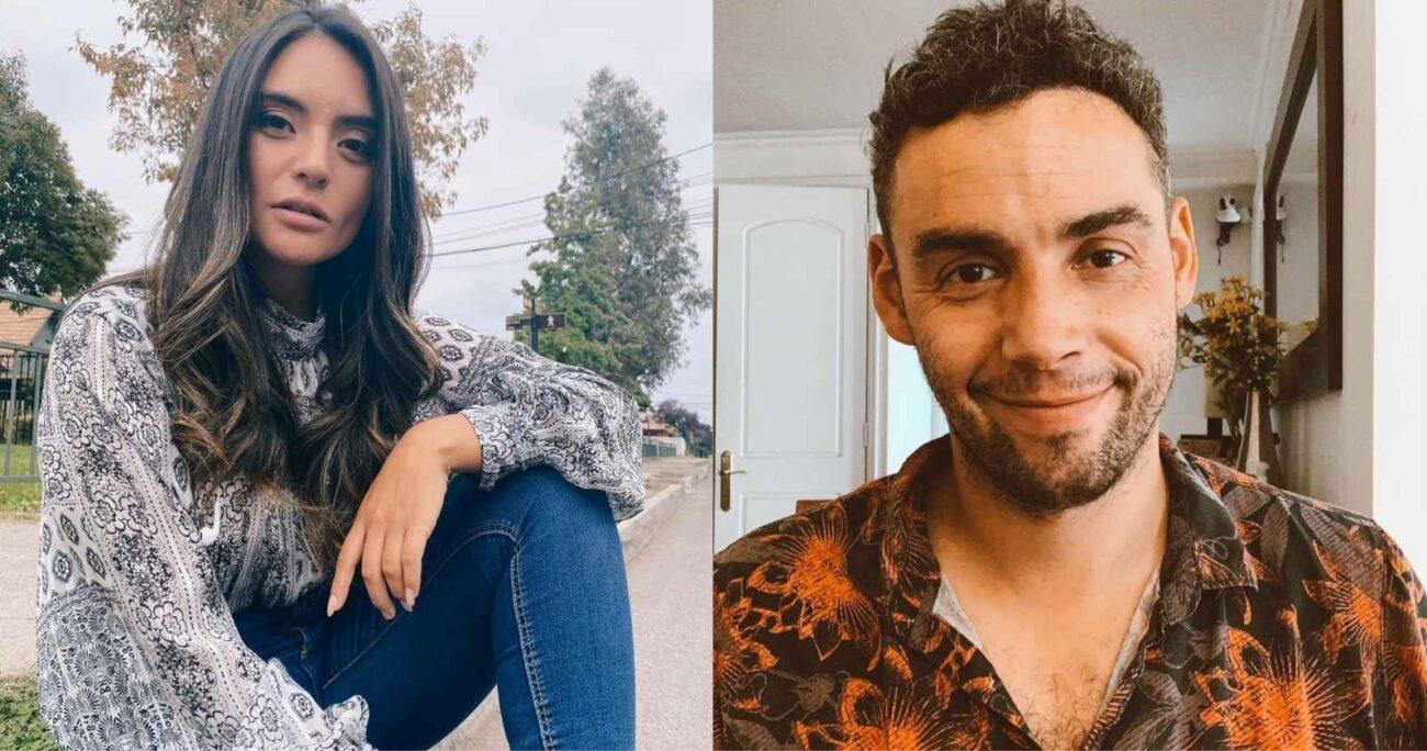 Daniela Muñoz de TVN y Francisco Sanfurgo de CHV son los reporteros que anunciaron sus salidas. (Instagram).