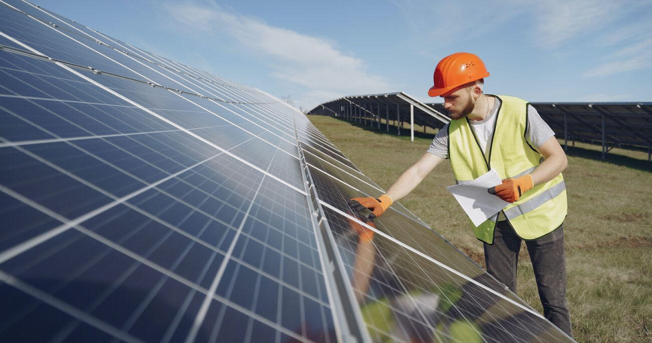 Imagen referencial de energía renovable. Fuente: Pexels.