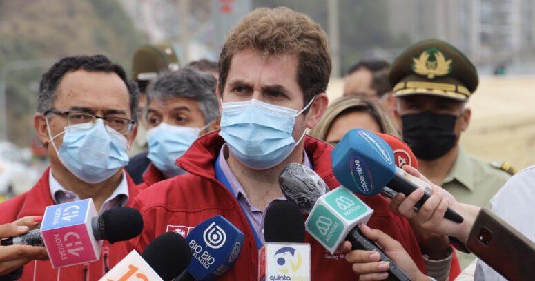 Seremi de Salud de la Región de Valparaíso dio positivo por COVID-19