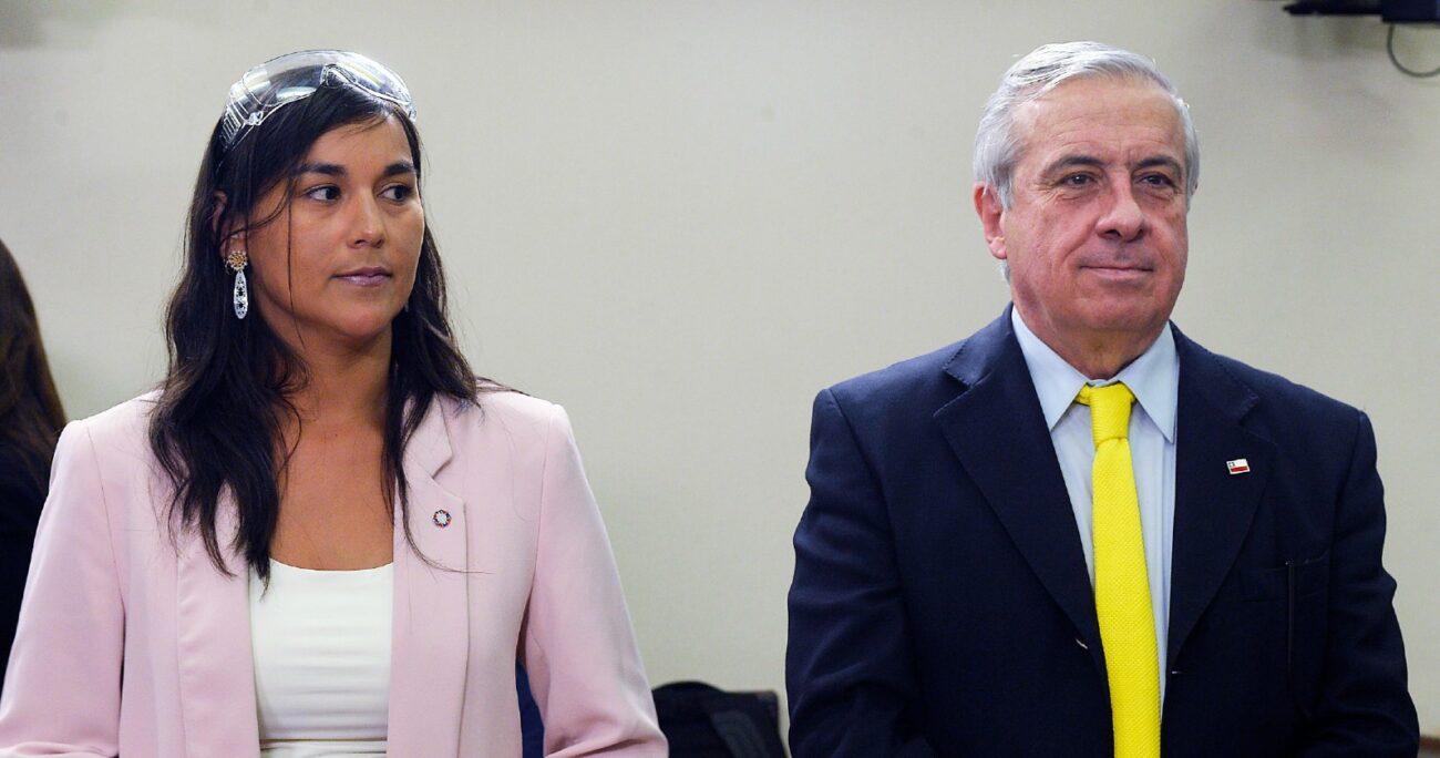 Siches y Mañalich expresaron su preocupación ante la crítica situación que vive el país por la pandemia. (Agencia Uno/Archivo).