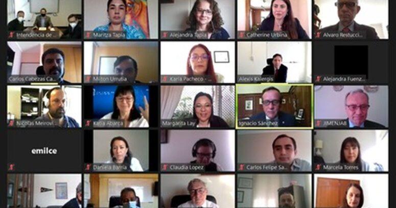 """""""Universidades chilenas firmaron convenio para impulsar la manufactura de vacunas"""""""