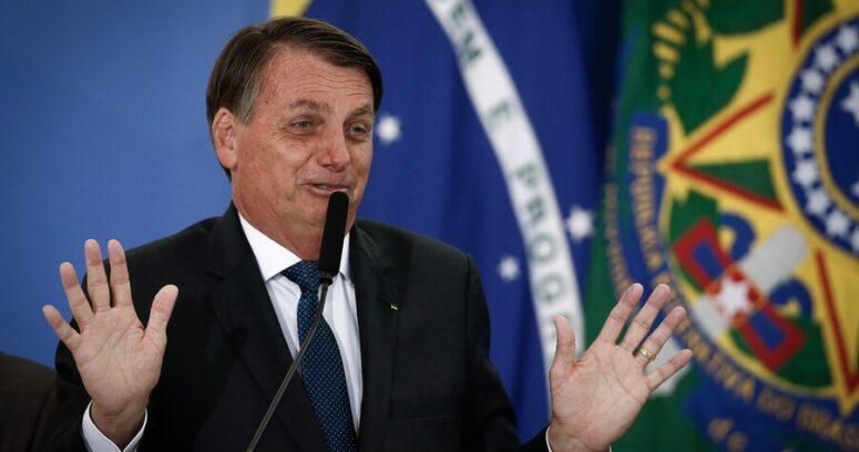 Bolsonaro compara las restricciones contra el Covid-19 con el comunismo