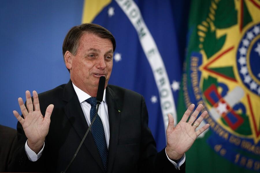 Brasil ha superado este lunes los 13,5 millones de casos y se acerca a las 355.000 muertes por la COVID-19. AGENCIA UNO / EUROPA PRESS