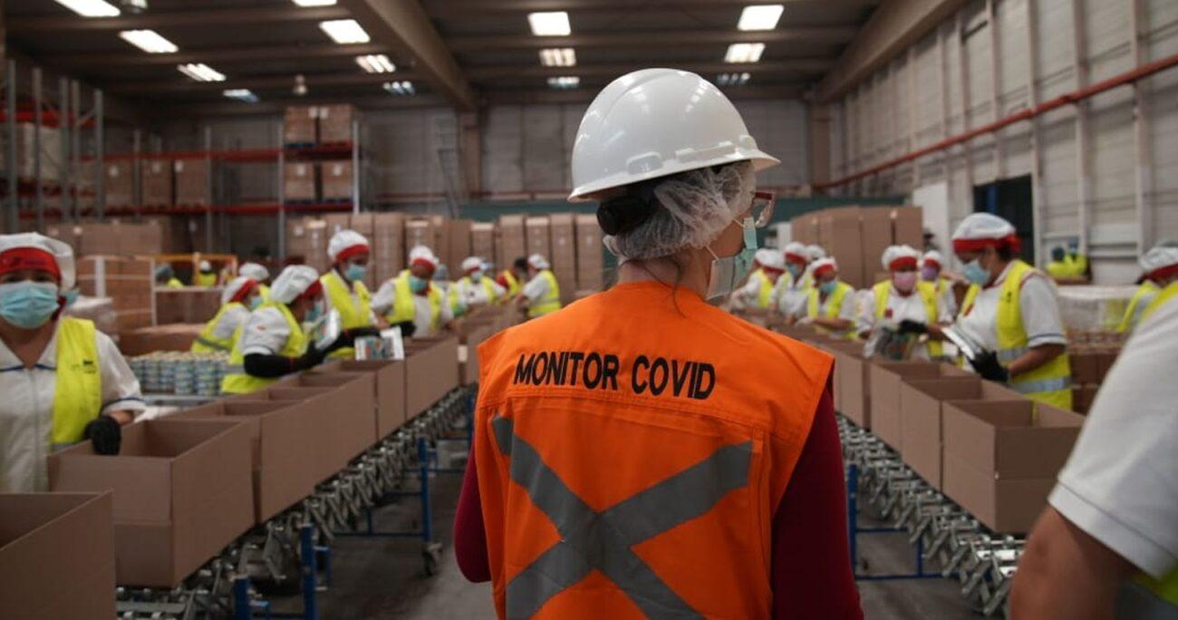 Solo durante este año se entregaron más de 5 millones de canastas. MINEDUC