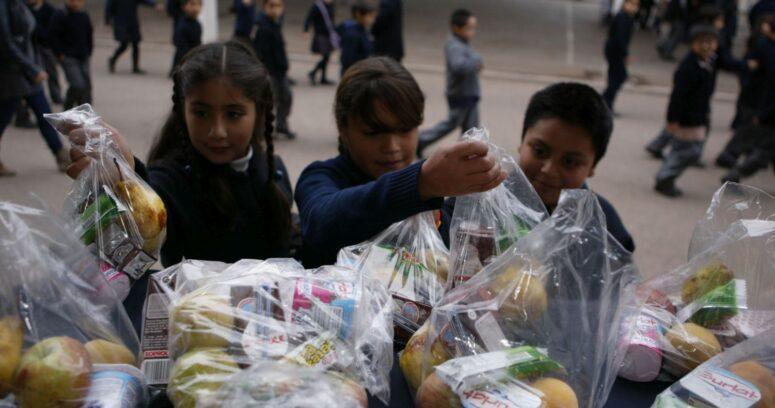 """""""Comisión de Educación aprueba incorporar criterios de alimentación saludable en programas Junaeb"""""""